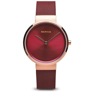 Bering Classic Red 31 mm Women's Watch (14531-363)-Cocomi Malaysia