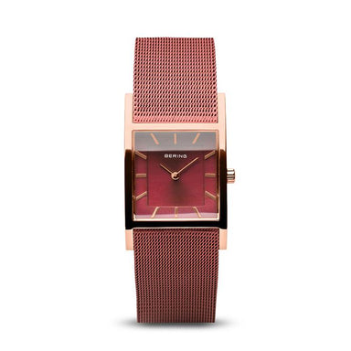 Bering Classic Red Women's Watch (10426-363-S)-Cocomi Malaysia