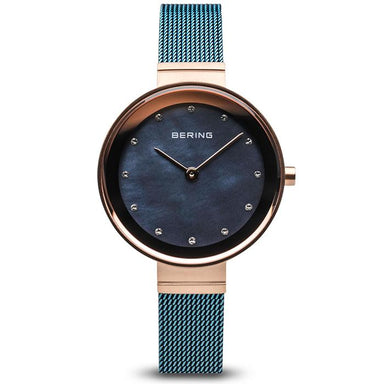 Bering Classic Rose Gold 28mm Women's Watch (10128-368)-Cocomi Malaysia