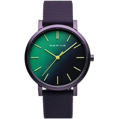 Bering True Aurora Green/Purple 34 MM Unisex Watch (16934-999)-Cocomi Malaysia