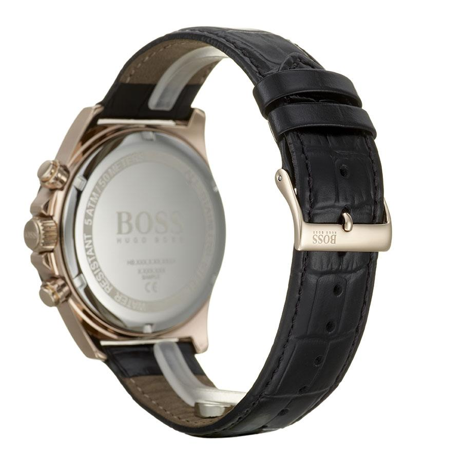 Boss Hero Black Men's Watch (1513753)-Cocomi Malaysia