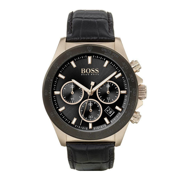 Boss Hero Black Men's Watch (1513753)
