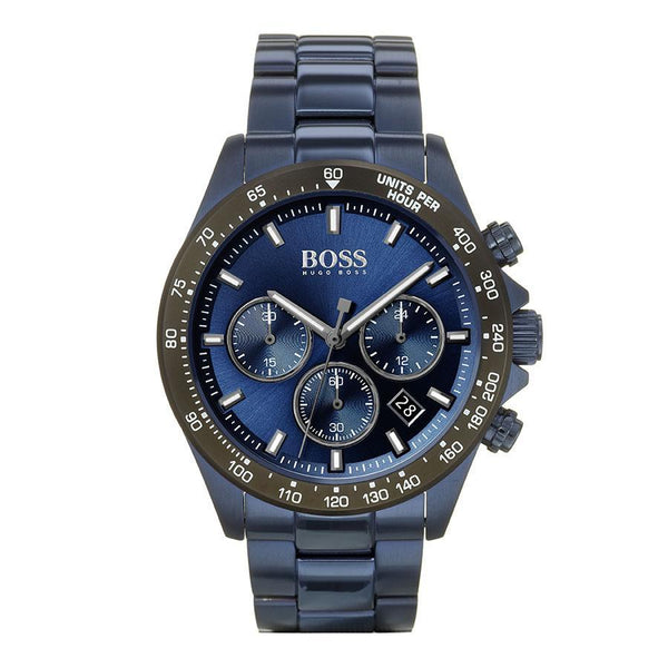 Boss Hero Blue Men's Watch (1513758)
