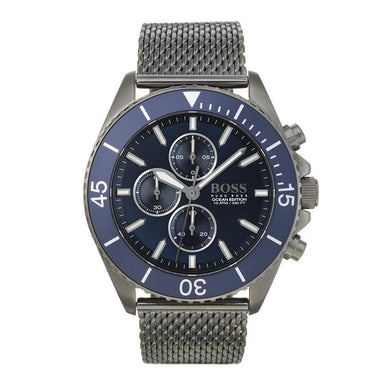 Boss Ocean Edition Blue Men's Watch (1513702)-Cocomi Malaysia