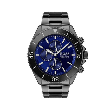 BOSS Ocean Edition Blue Men's Watch (1513743)-Cocomi Malaysia