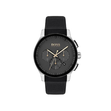 BOSS Peak Black Men's Watch (1513759)-Cocomi Malaysia