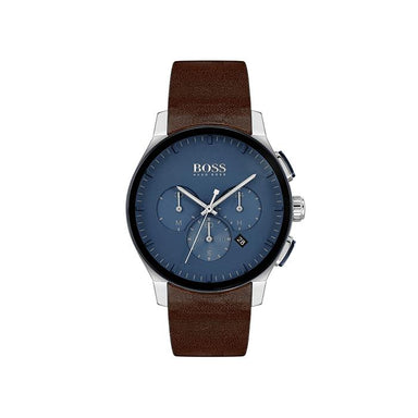 BOSS Peak Blue Men's Watch (1513760)-Cocomi Malaysia