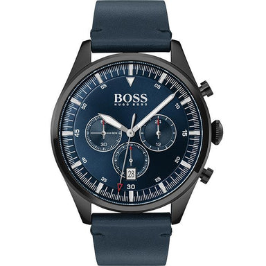 Boss Pioneer Blue Men's Watch (1513711)-Cocomi Malaysia