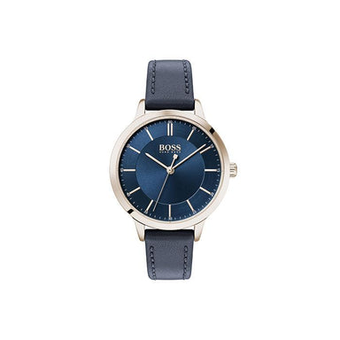 BOSS Virtue Blue Women's Watch (1502512)-Cocomi Malaysia