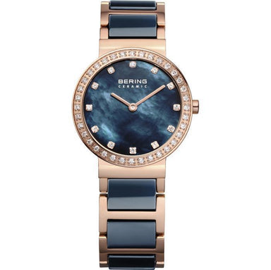 Ceramic 10729-767 Blue 29 mm Women's Watch X Classic 10542-567 Blue 42 mm Men's Watch-Cocomi Malaysia