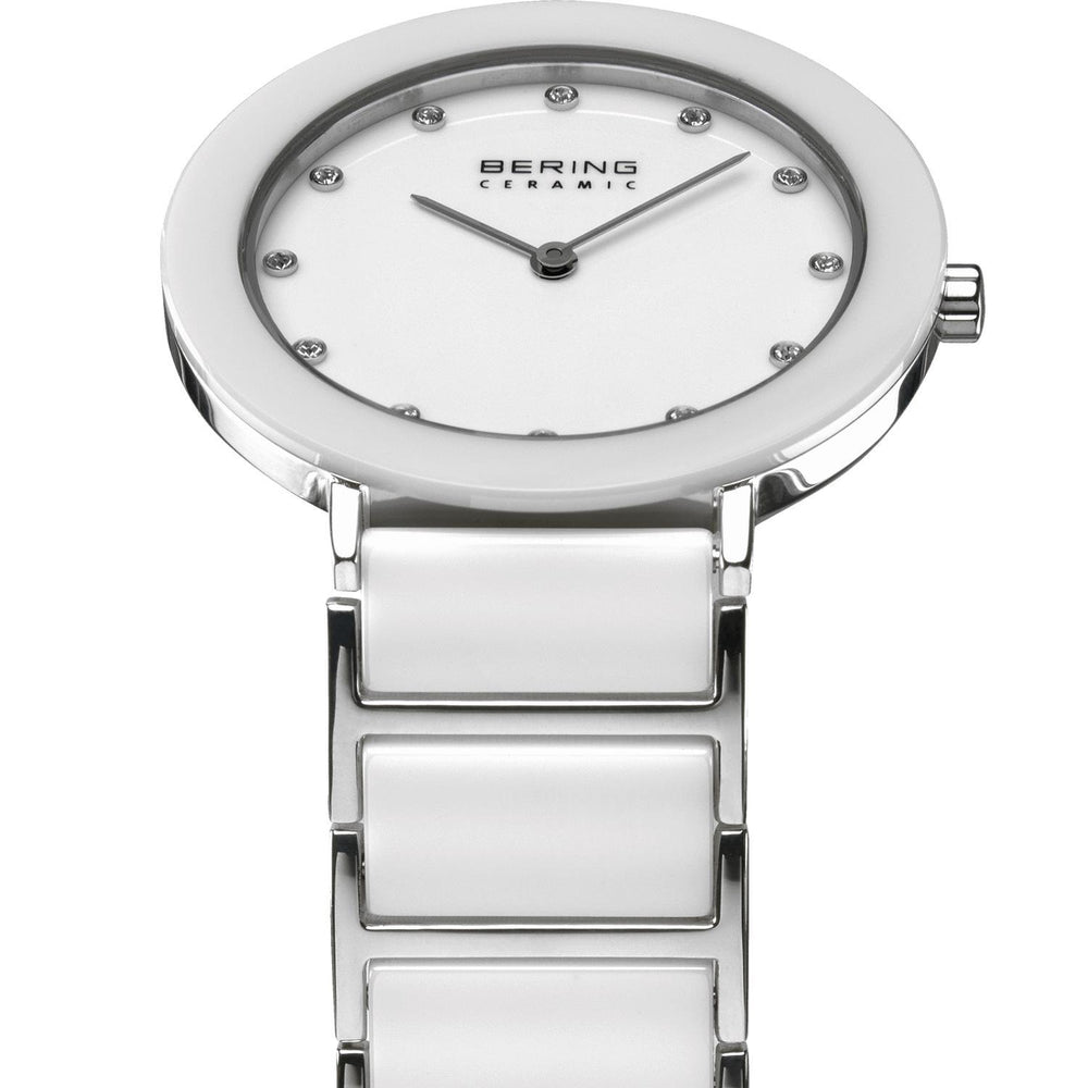 Ceramic 11435-754 White 35 mm Women's Watch-Cocomi Malaysia