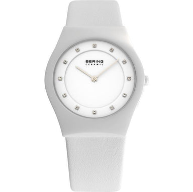 Ceramic 32035-659 White 35 mm Unisex Watch-Cocomi Malaysia