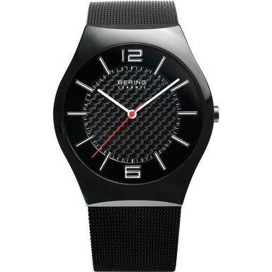 Ceramic 32039-449 Black 39 mm Men's Watch-Cocomi Malaysia