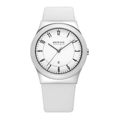 Ceramic 32235-354 White 35 mm Unisex Watch-Cocomi Malaysia