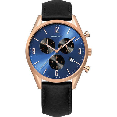 Classic 10542-567 Blue 42 mm Men's Watch-Cocomi Malaysia