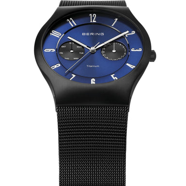 Classic 11939-078 Blue 39 mm Men's Watch-Cocomi Malaysia
