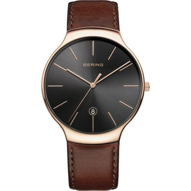 Classic 13338-562 Brown 38mm Men's Watch-Cocomi Malaysia