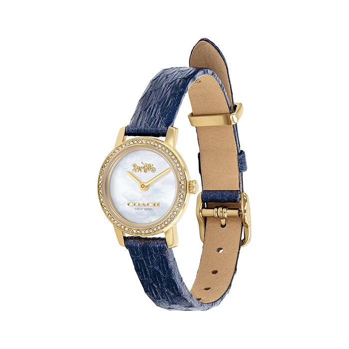 Coach Audrey White Mother Of Pearl Women's Watch (14503364)-Cocomi Malaysia