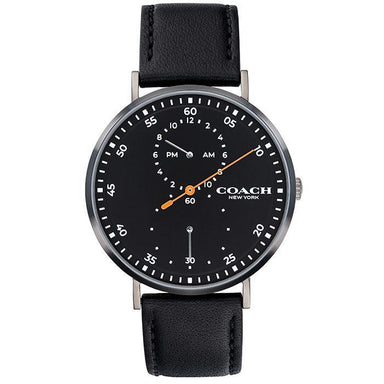 Coach Charles Black Men's Watch (14602476)-Cocomi Malaysia