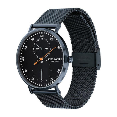 Coach Charles Black Men's Watch (14602478)-Cocomi Malaysia