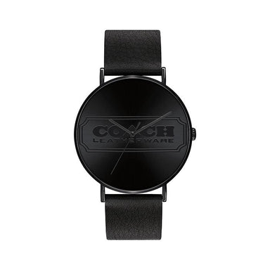 Coach Charles Black Men's Watch (14602528)-Watches-Cocomi Malaysia