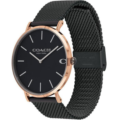 Coach Charles Black Women's Watch (14602470)-Cocomi Malaysia