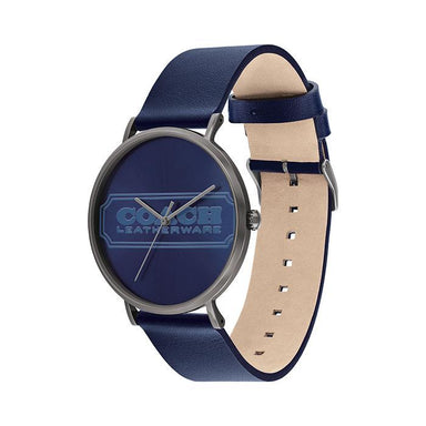 Coach Charles Navy Men's Watch (14602526)-Watches-Cocomi Malaysia