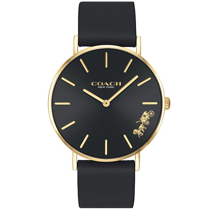 COACH PERRY BLACK 36 MM WOMEN'S WATCH (14503333)-Cocomi Malaysia