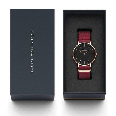 Daniel Wellington Classic Black 40mm Men's Watch (DW00100269)-Cocomi Malaysia