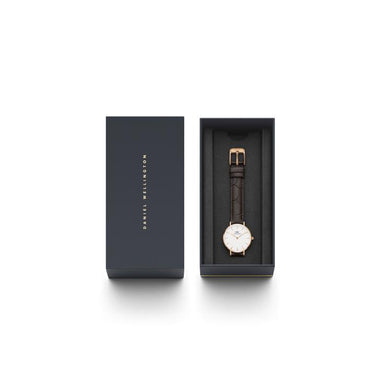 Daniel Wellington Petite White 28mm Women's Watch (DW00100232)-Cocomi Malaysia
