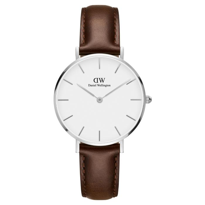 Daniel Wellington Petite White 32mm Women's Watch (DW00100183)-Cocomi Malaysia