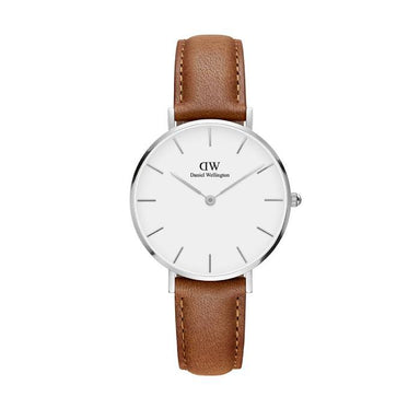 Daniel Wellington Petite White 32mm Women's Watch (DW00100184)-Cocomi Malaysia