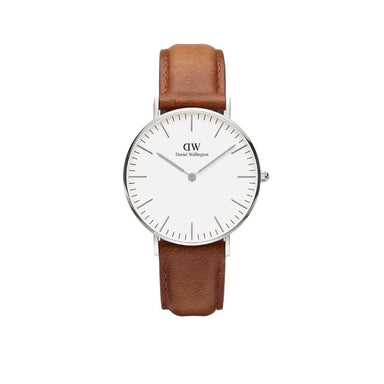 Daniel Wellington Classic White 36mm Men's Watch (DW00100112)-Cocomi Malaysia
