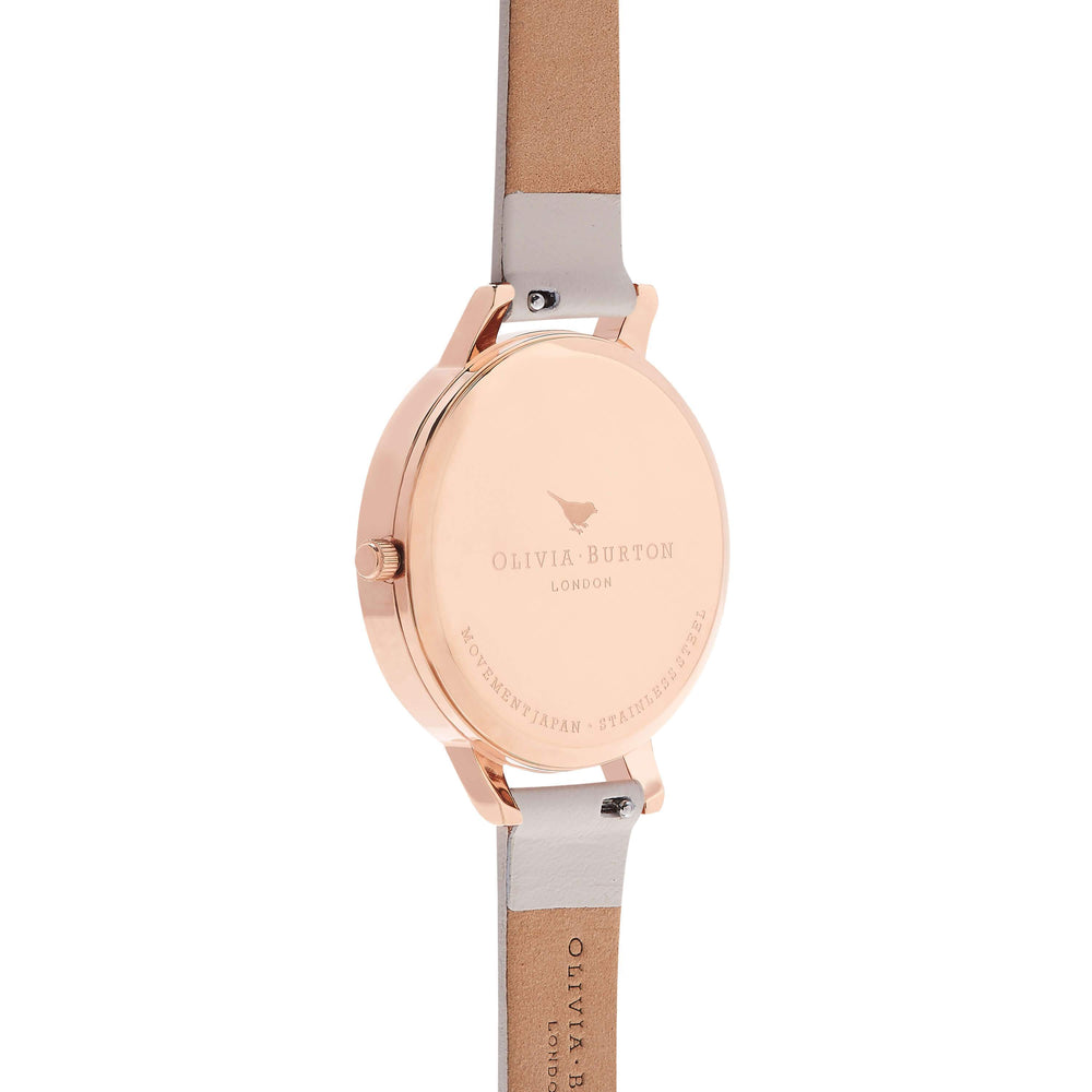 ENCHANTED GARDEN Rose-Gold 38 mm Women's Watch-Cocomi Malaysia
