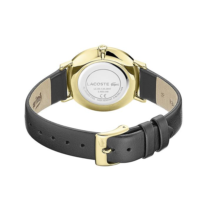 Lacoste Moon Black Women's Watch (2001079)-Cocomi Malaysia