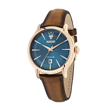 Maserati Epoca Blue Sunray Men's Watch (R8851118001)-Cocomi Malaysia