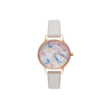 Olivia Burton Painterly Prints Floral Women's Watch (OB16PP77)-COCOMI Singapore