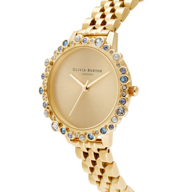 Olivia Burton Limited Edition Under The Sea Gold Women's Watch (Ob16Us30)-Cocomi Malaysia