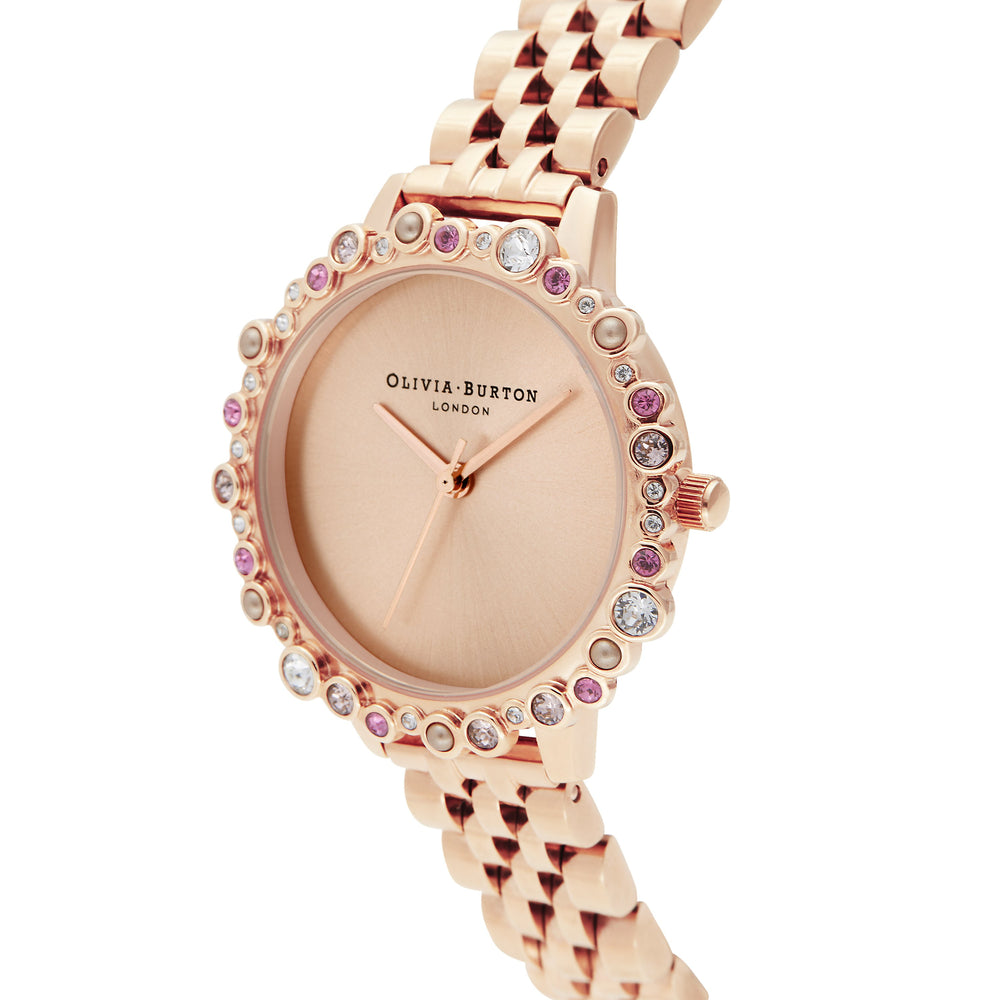 Olivia Burton Limited Edition Under The Sea Rose Gold Women's Watch (Ob16Us32)-Cocomi Malaysia
