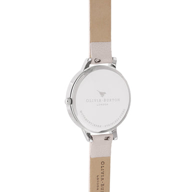 Olivia Burton Marble Florals Pearl Pink Women's Watch (Ob16Cs21)-Cocomi Malaysia