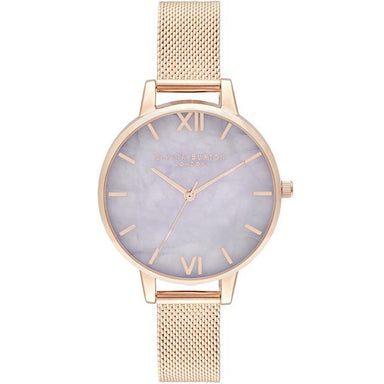 Olivia Burton Semi Precious London Grey Women's Watch (Ob16Sp16)-Cocomi Malaysia