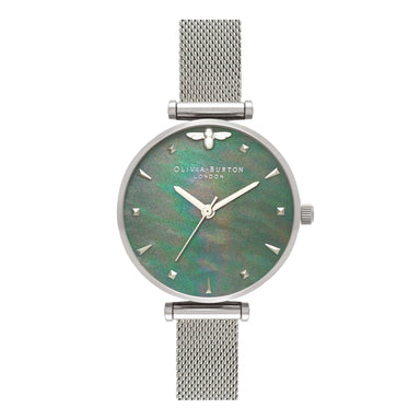 Queen Bee Mother Of Pearl 30 mm Women's Watch-Cocomi Malaysia