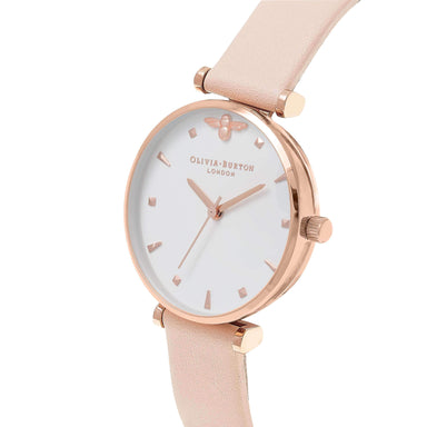 QUEEN BEE Rose-Gold 30 mm Women's Watch-Cocomi Malaysia