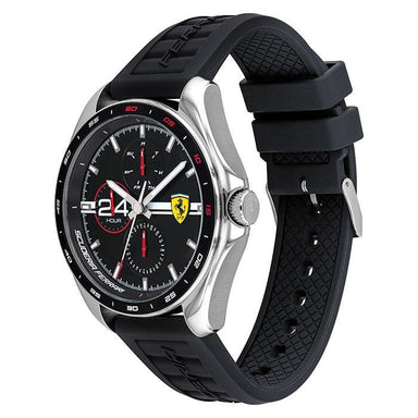 Scuderia Ferrari Speedracer Black Men's Watch (870045)-Cocomi Malaysia