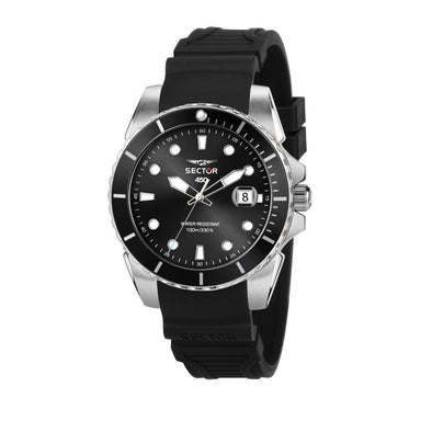 Sector 450 Black Sunray Men's Watch (R3251276002)-Cocomi Malaysia