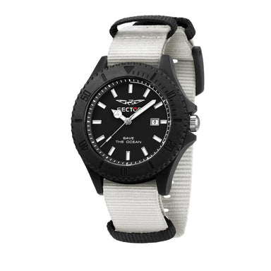Sector Save The Ocean Black Sunray Men's Watch (R3251539003)-Cocomi Malaysia