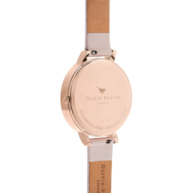 Semi Precious Rose-Quartz 38 mm Women's Watch-Cocomi Malaysia