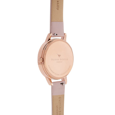 Semi Precious Vegan Rose Sand 30 mm Women's Watch-Cocomi Malaysia