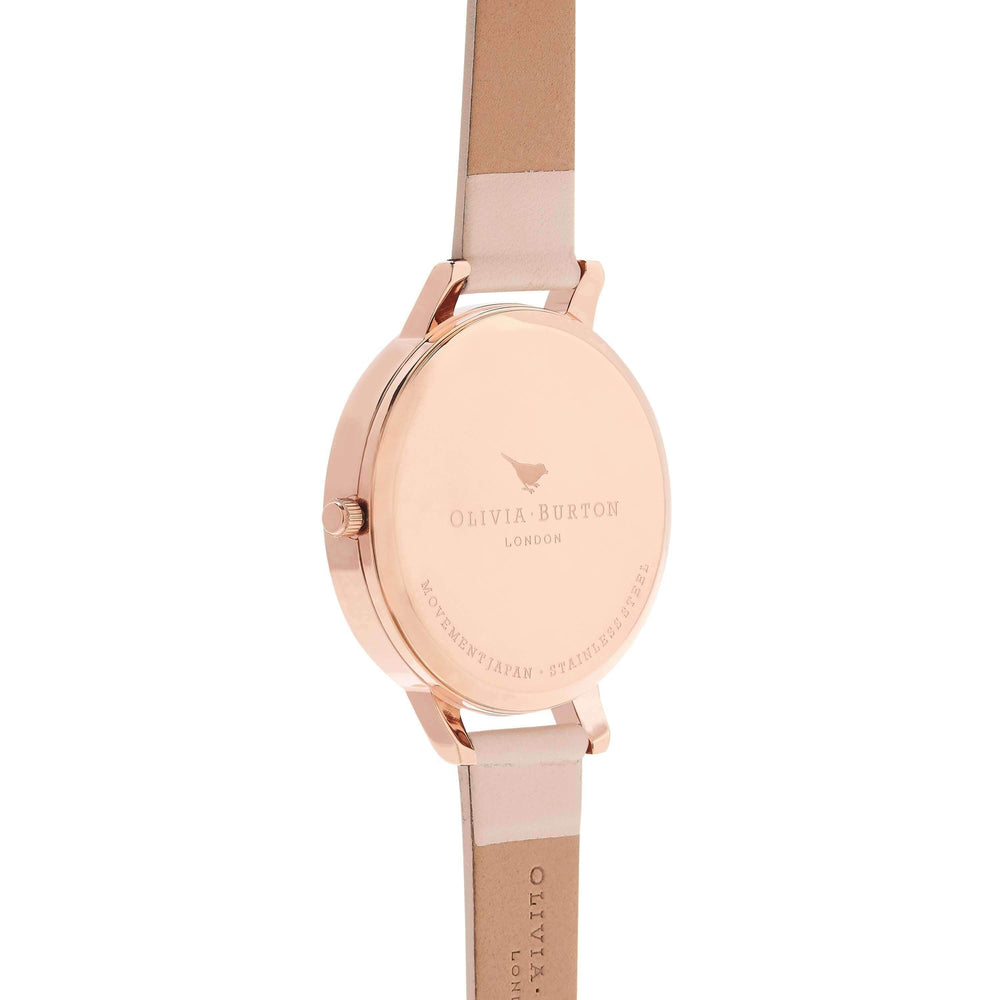 SUNRAY DIAL Rose-Gold 38 mm Women's Watch OB16BD94-Cocomi Malaysia