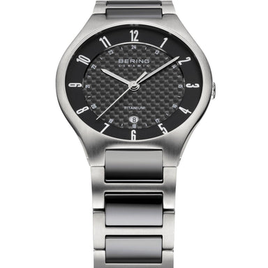 Titanium 11739-702 Grey 39 mm Men's Watch-Cocomi Malaysia